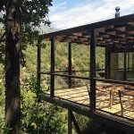 La Pajarera Lodge Shangri - SAA arquitectura + territorio - Chile - Deck - Humble Homes
