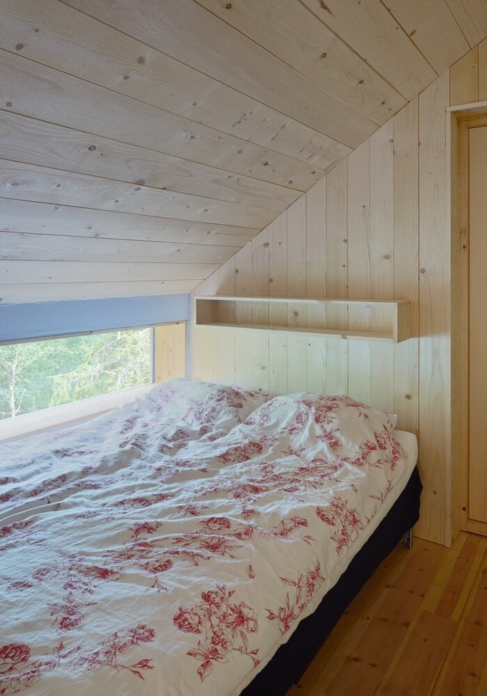 Ljungdalen-Lowén-Widman-Arkitekter-Sweden-Bedroom-Humble-Homes