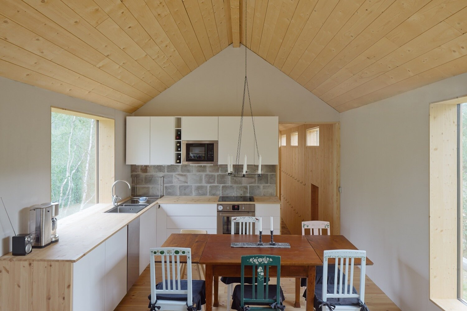 Ljungdalen-Lowén-Widman-Arkitekter-Sweden-Kitchen-Humble-Homes