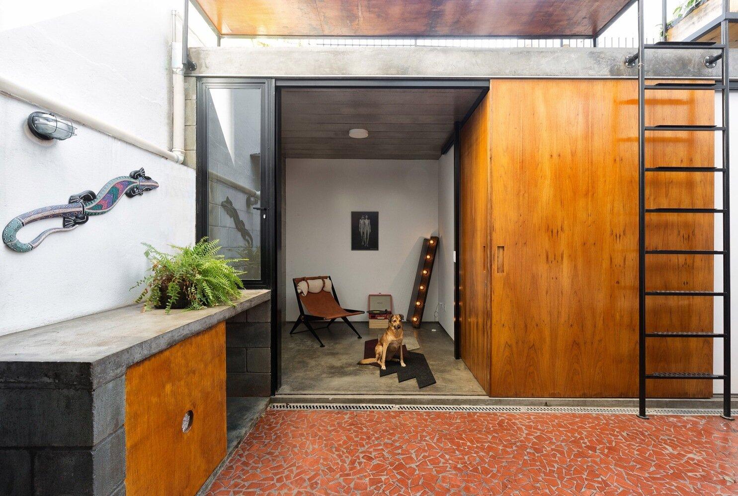 Puxadinho VAGA Brasil Exterior Humble Homes