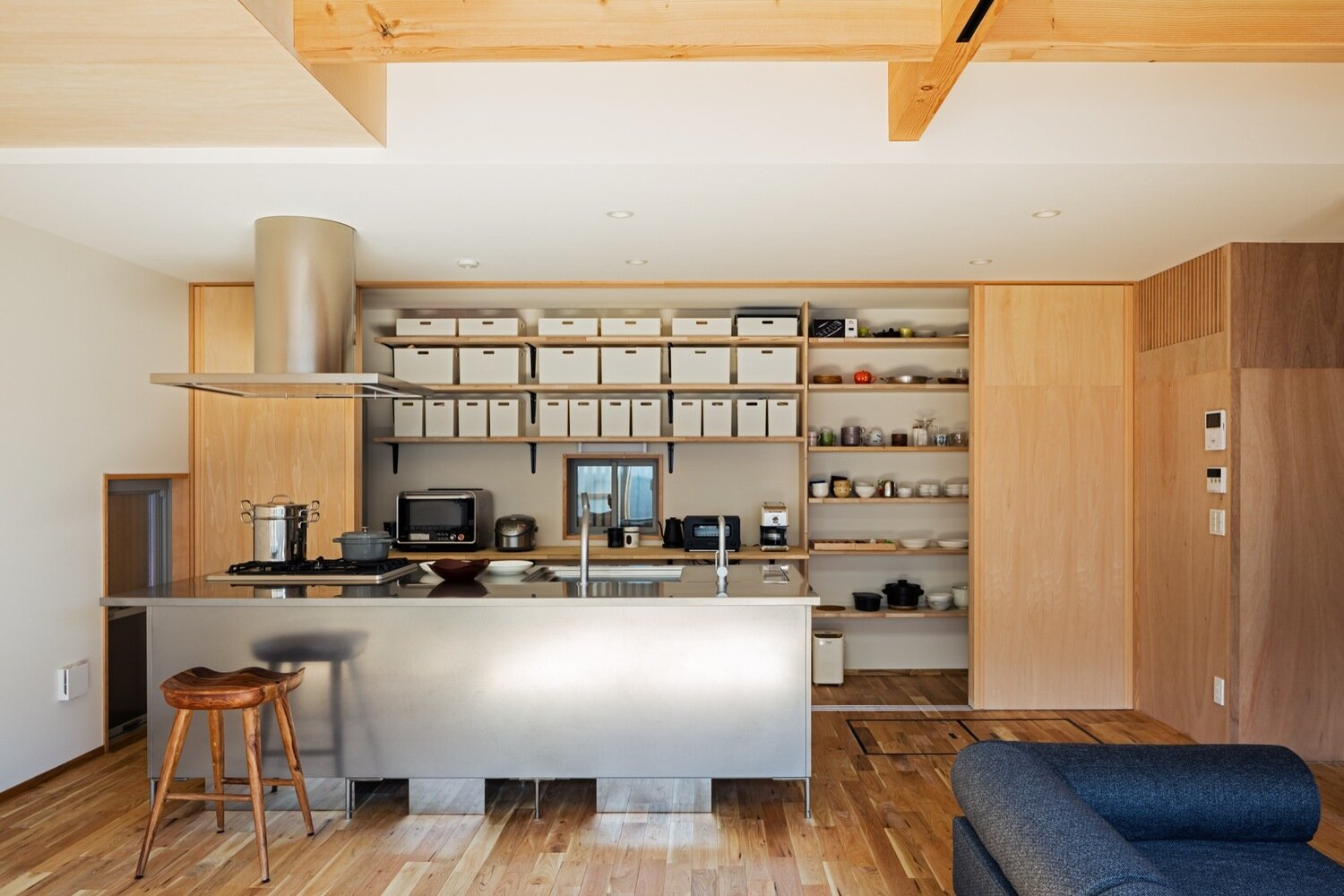 S-House - Coil Kazuteru Matumura Architects - Japan - Kitchen - Humble Homes