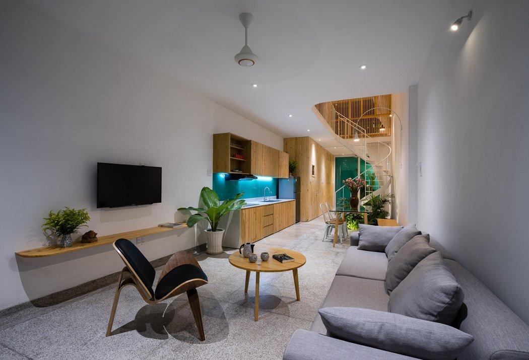 LESS House - H.a - Vietnam - 2 - Humble Homes