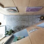 Cut in Koganecho - PERSIMMON HILLS architects - Japan - 5 - Humble Homes