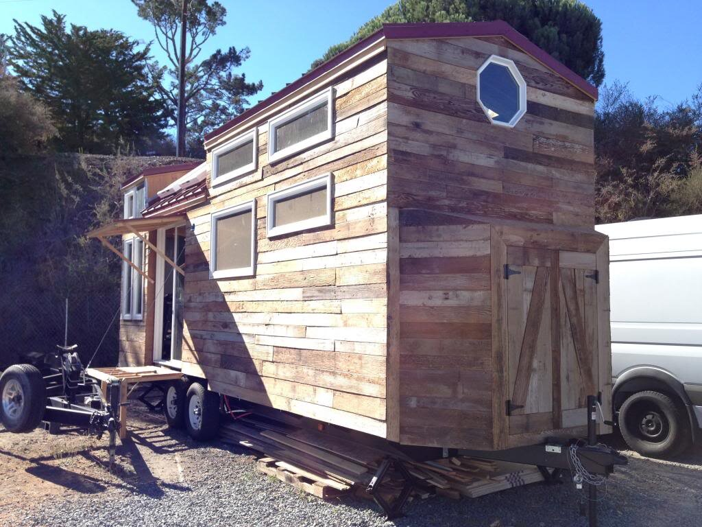 The Blue Jay Tiny House