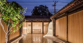 Twisting Courtyard - ARCHSTUDIO - China - 22 - Humble Homes