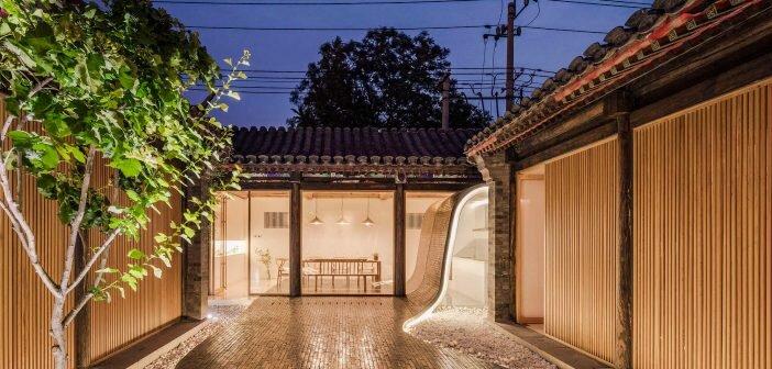 Twisting Courtyard - ARCHSTUDIO - China - 22 - Humble Homes