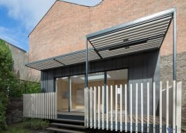 Fulham Pavilion – A Multifunctional Space for Work, Play and Hobbies