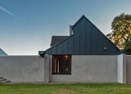 Suburban Home from County Cork Gets a Vernacular Makeover by Thomas O'Brien