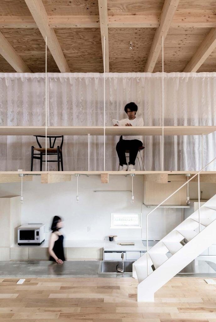 Roof-and-Rectangular-House-Jun-Igarashi-Architects-Japan-1-Humble-Homes