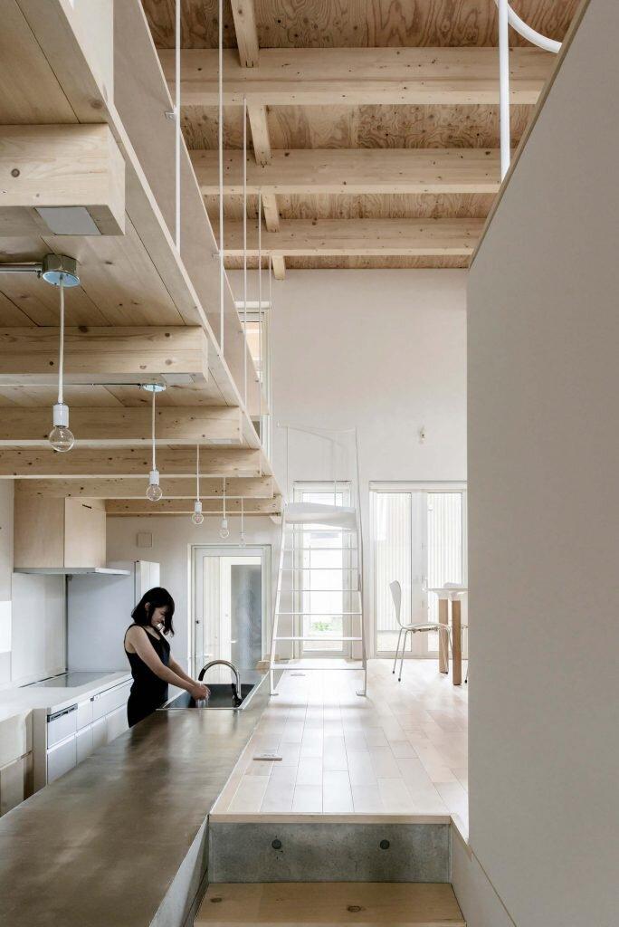Roof-and-Rectangular-House-Jun-Igarashi-Architects-Japan-16-Humble-Homes