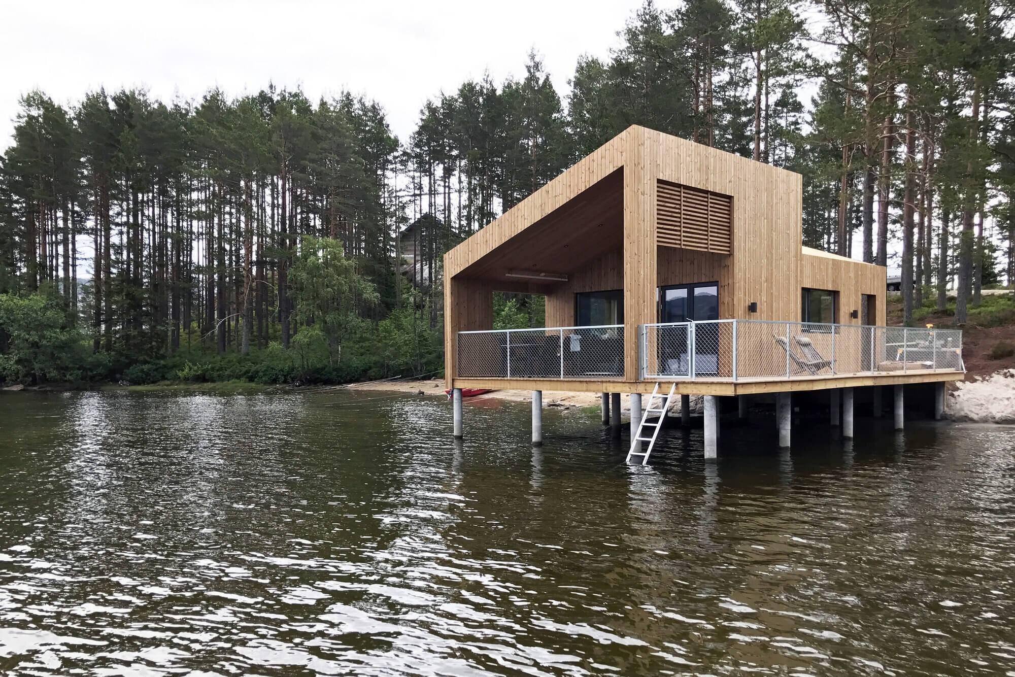 Nisser Micro Cabin Is The Perfect Norwegian Retreat