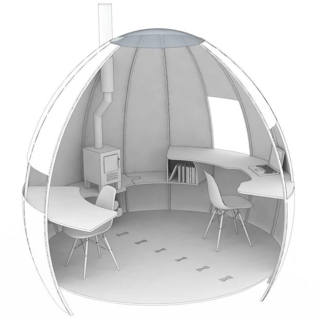The-Escape-Pod-Podmakers-Ltd-United-Kingdom-13-Humble-Homes