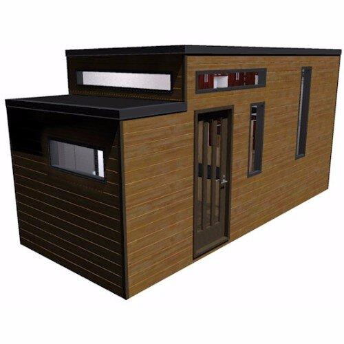 Athru Tiny House Plans