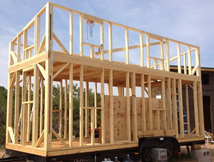 Tiny House Construction