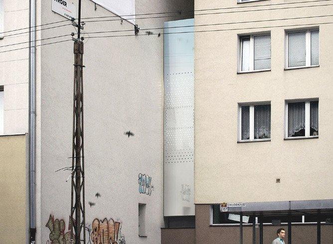 The World's Thinnest House