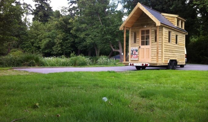 Tiny House from the UK