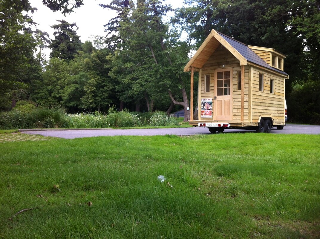 Tiny House Floor Plans Small Cabins Tiny Houses Small: Tiny Houses Have Arrived In The UK