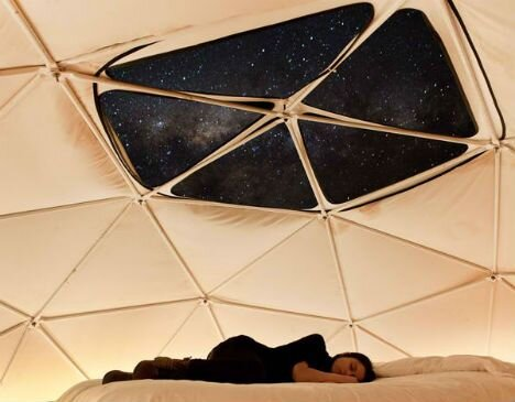 Dome Stargazing Hotel Chile