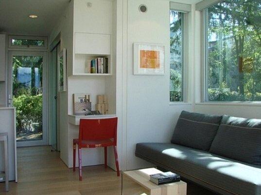 The L41 Prefab Micro-House