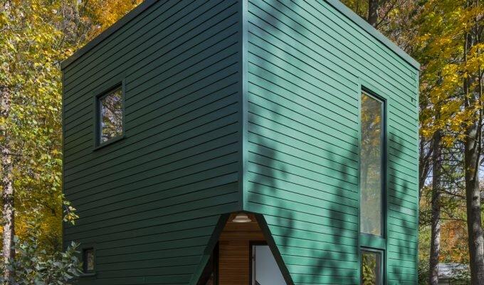 Energy Efficient Guest House