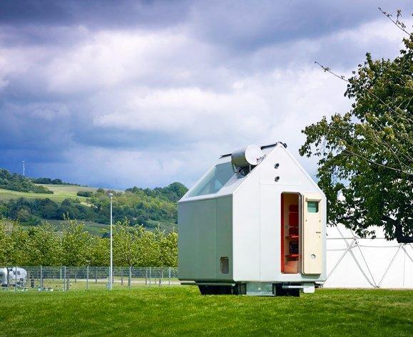 Renzo Piano Diogene Tiny House