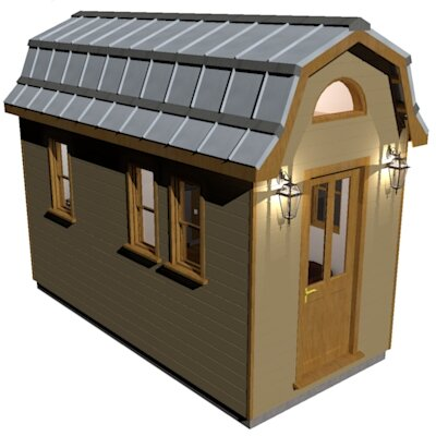 The Ernford Tiny House Plans