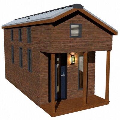 MCG Loft Tiny House Plans