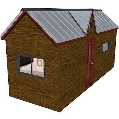 BRV2 Tiny House Plans