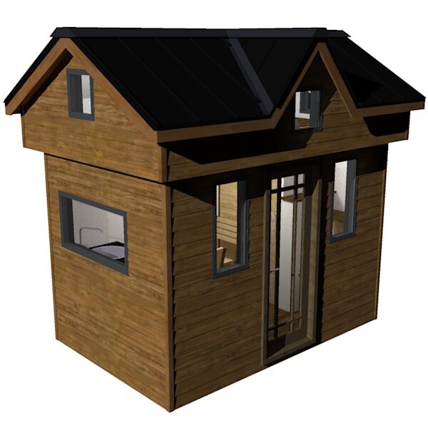 Nook Tiny House Plans