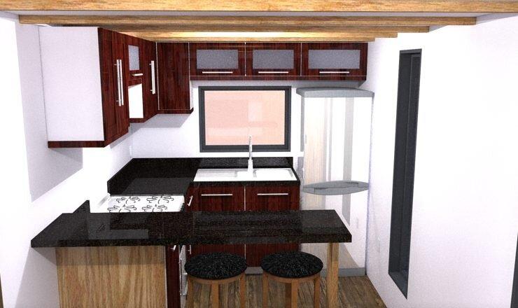 The Athru Tiny House Plans