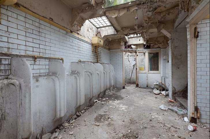Laura Clark Public Bathroom Conversion