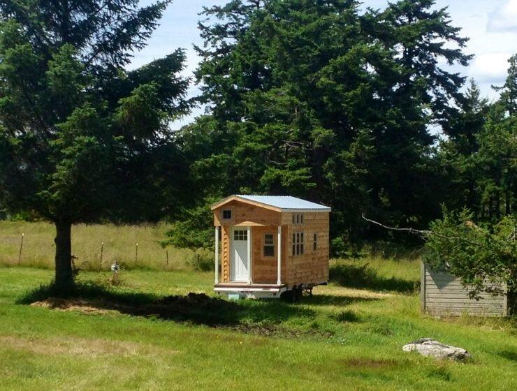 A Tiny House on Wheels - The McG Loft V2