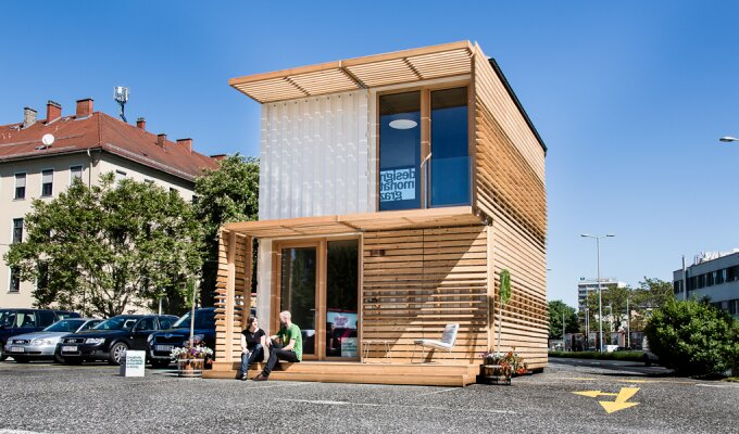 COMMOD Container Home by ContainMe!