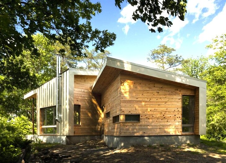The Ridge House by GriD Architects