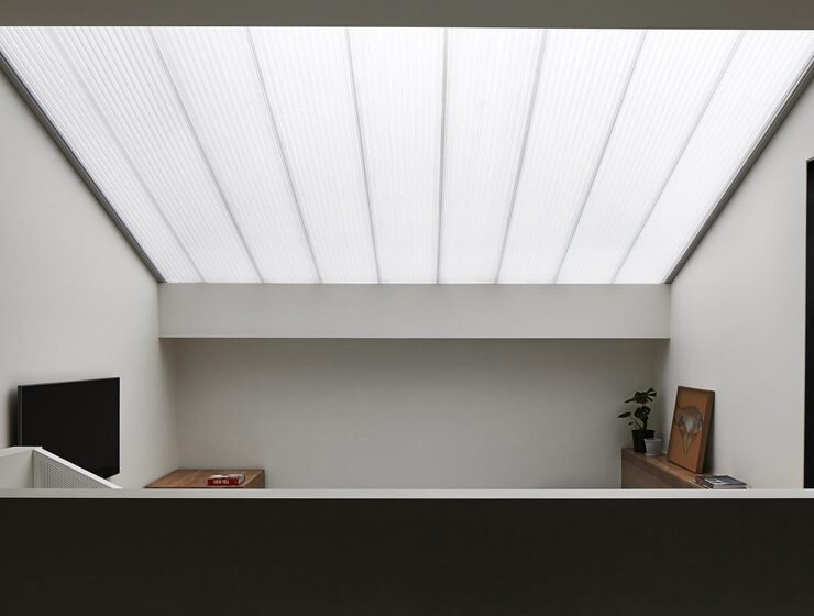 Lightbox by Edwardsmoore Architects - Natural Lighting