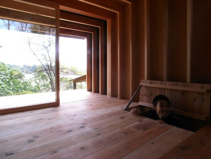 The Hut by Koji Kakiuchi/Yaomitsu