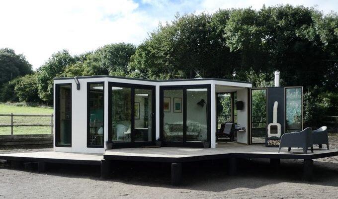 Hivehaus by Barry Jackson - Modular Housing
