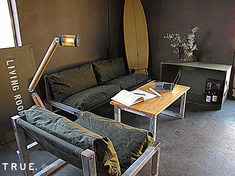 living room in a box by true emporium. Black Bedroom Furniture Sets. Home Design Ideas