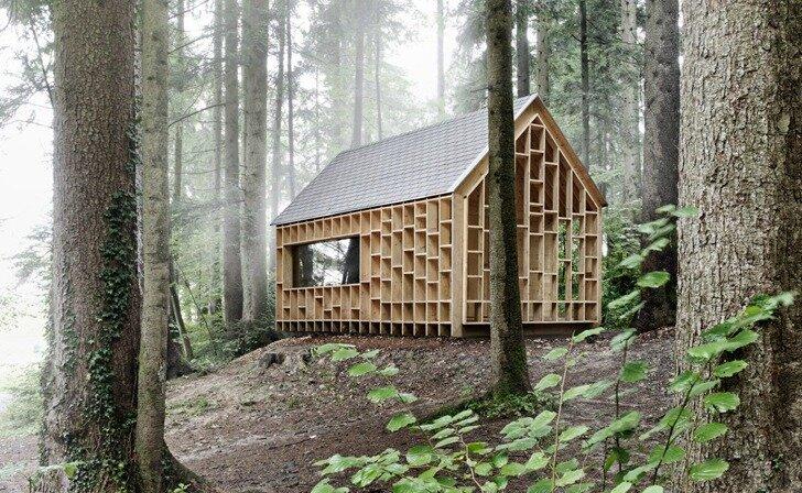 Bernd Riegger House for Owls