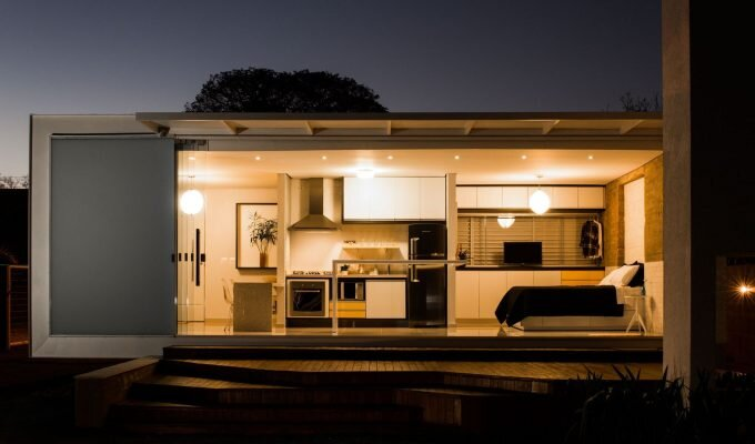 12.20 House by Alex Nogueira - Small House in Brazil - Humble Homes