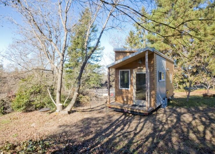 The Tiny Project - Alek & Anjalis Tiny House - Humble Homes