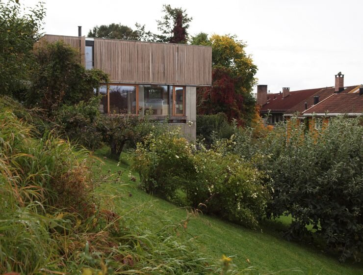 House Sømme in Norway by Knut Hjeltnes - Small House Oslo - Humble Homes