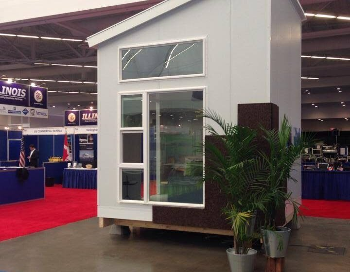 Nomad Micro Homes Tiny House Prototype 1