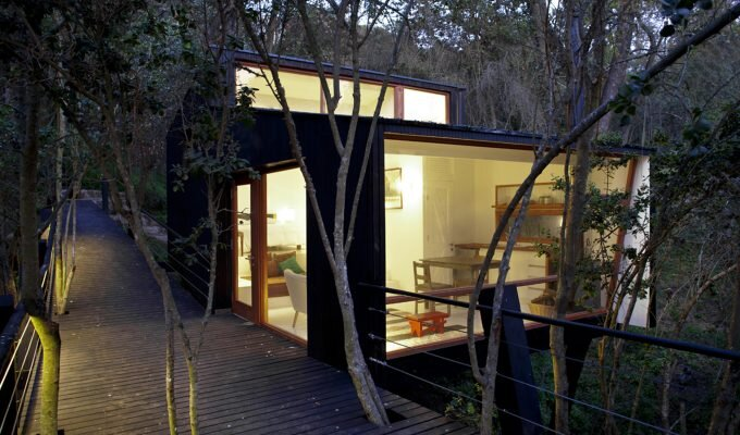 Quebrada House - UNarquitectura - Small House in Chile - Front - Humble Homes
