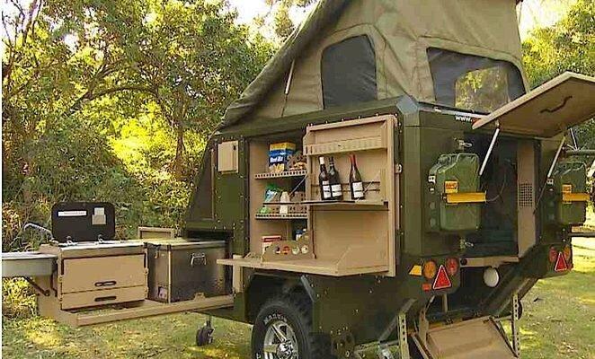 Urban Escape Vehicle - UEV440 - Conqueror - Australia - Exterior - Humble Homes