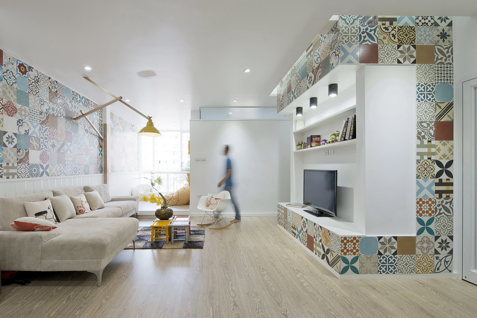 HT Apartment in Hanoi - A Small Space for Five