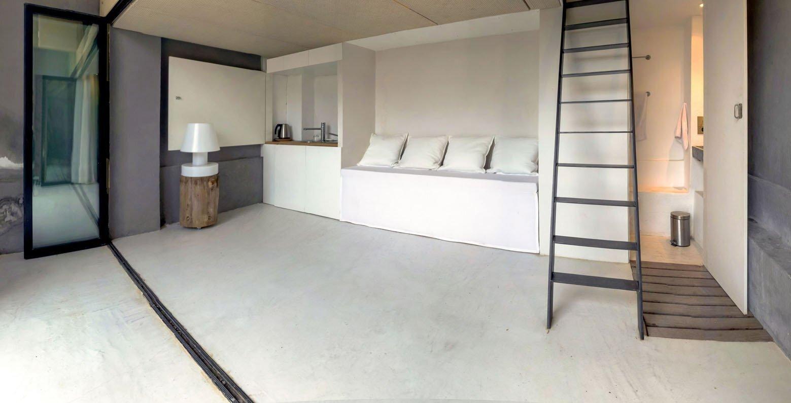 Pavillon d'été - Noémie Meney - Toulon France - Tiny House - Interior - Humble Homes
