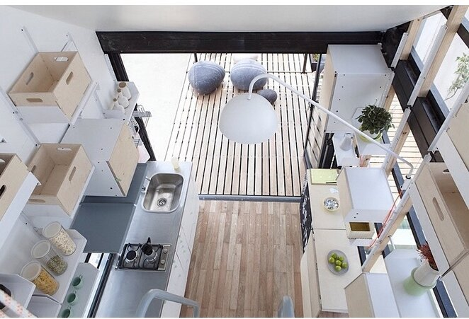 INDAWO / lifePOD - A Modern Tiny House from South Africa