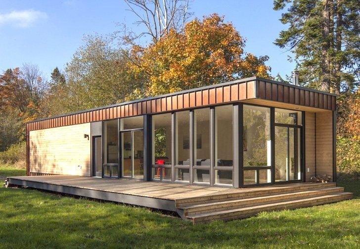 Prefab House - Method Homes - Chris Pardo - Washington - Exterior - Humble Homes