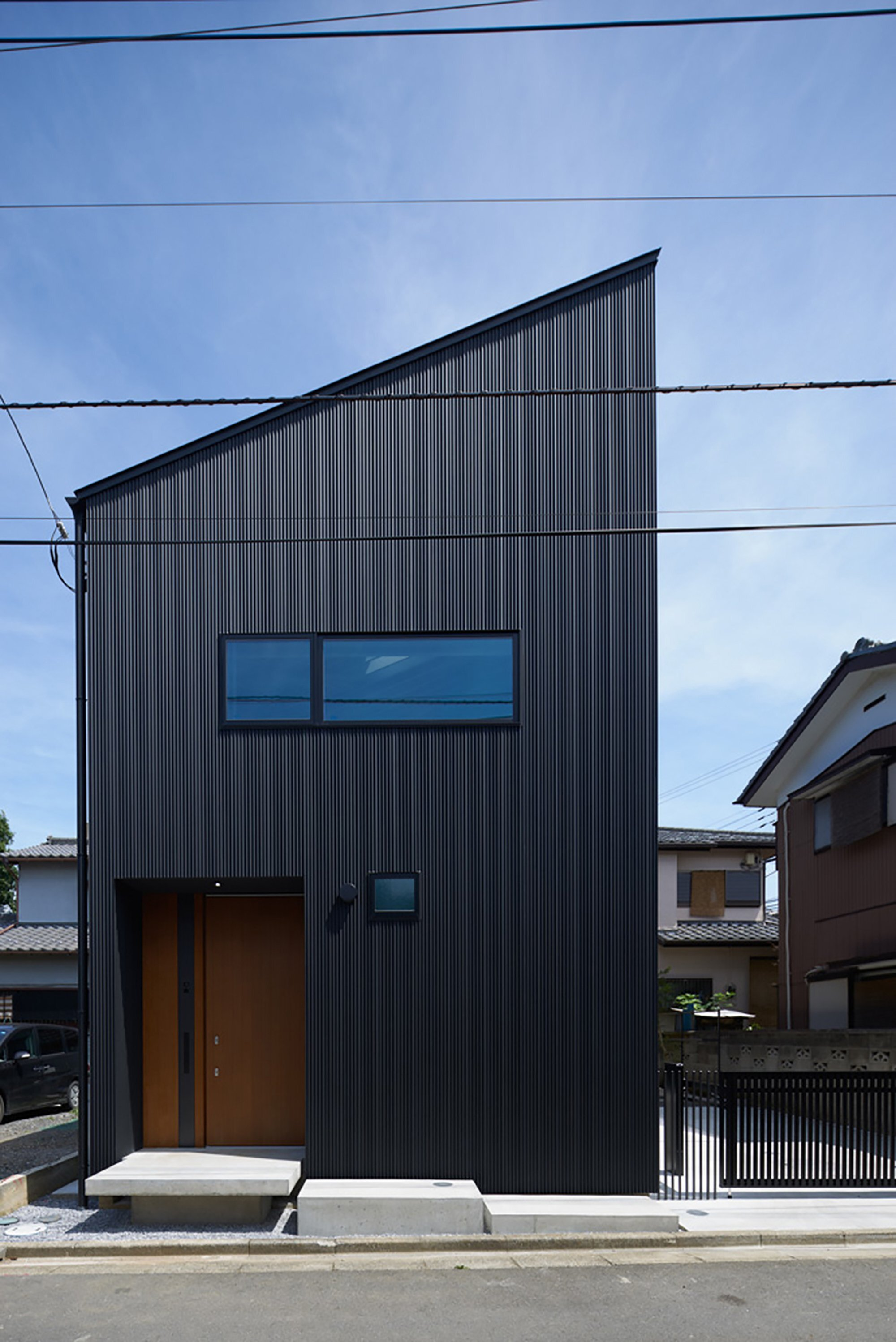 Small Home Design Japan | A Small Multi Generational Home In Japan By Kasa Architects